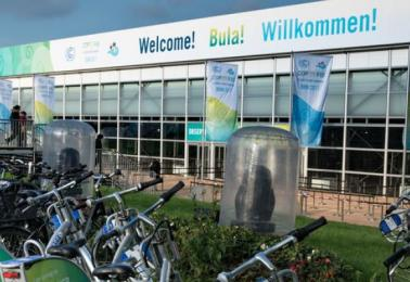 Banner Climate Conference COP23