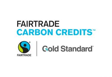 Logo Fairtrade Carbon Credits